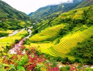 Package 3: 6D/ 5N Colourful Vietnam - Hanoi / Ha Long Bay / Sapa